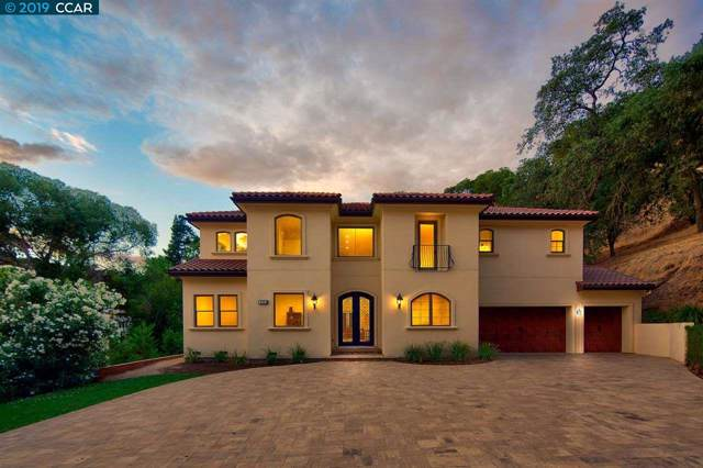 335 Las Quebradas, Alamo, CA 94507 (#40878795) :: Armario Venema Homes Real Estate Team