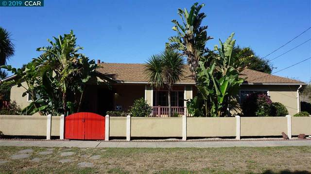 607 Mclaughlin St, Richmond, CA 94805 (#40889039) :: Realty World Property Network