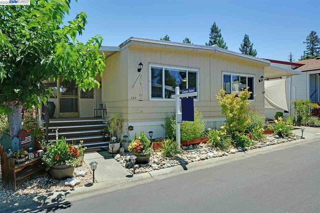 3231 Vineyard Ave #120 #120, Pleasanton, CA 94566 (#40891842) :: The Lucas Group