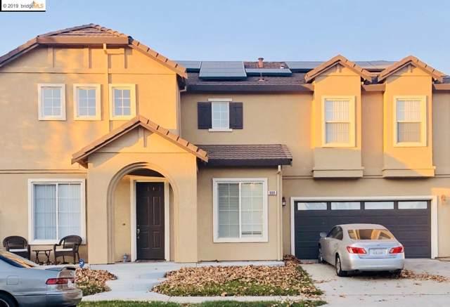 909 Legacy St, Brentwood, CA 94513 (#40888605) :: Armario Venema Homes Real Estate Team