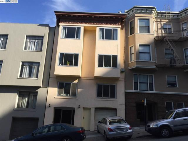 1440 Jones, San Francisco, CA 94109 (#40769383) :: Armario Venema Homes Real Estate Team