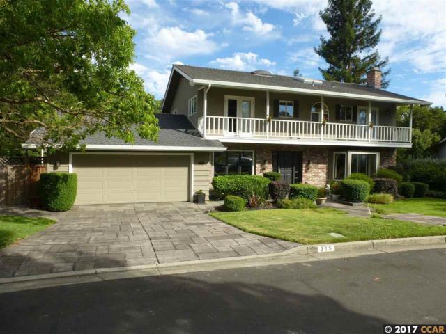 315 Bedford Pl, Moraga, CA 94556 (#40789739) :: J. Rockcliff Realtors