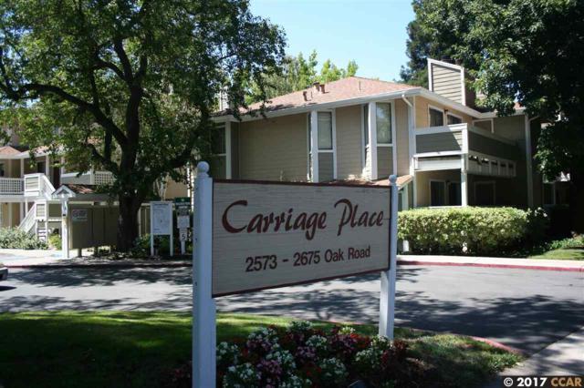 2597 Oak Rd A, Walnut Creek, CA 94597 (#40789814) :: J. Rockcliff Realtors