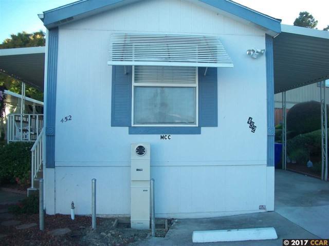 16401 San Pablo Ave #452, San Pablo, CA 94806 (#40790482) :: Team Temby Properties