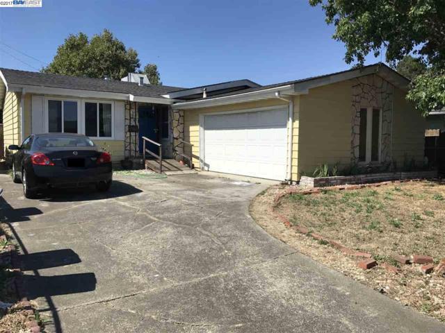 406 Taper Ave, Vallejo, CA 94589 (#40790623) :: Max Devries