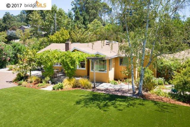 1115 Oak Hill Rd, Lafayette, CA 94549 (#40790881) :: Realty World Property Network