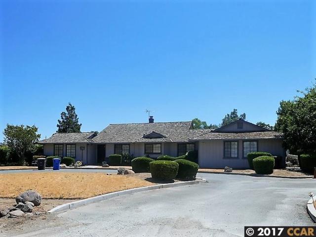 2301 Knox Ln, Oakley, CA 94561 (#40790935) :: Team Temby Properties