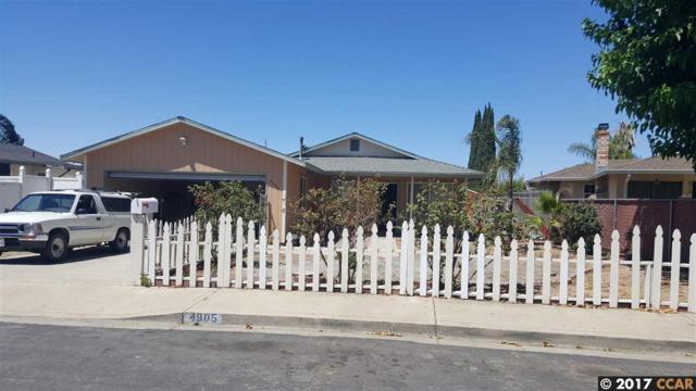 4905 Edgewood Ct, Oakley, CA 94561 (#40790946) :: Team Temby Properties