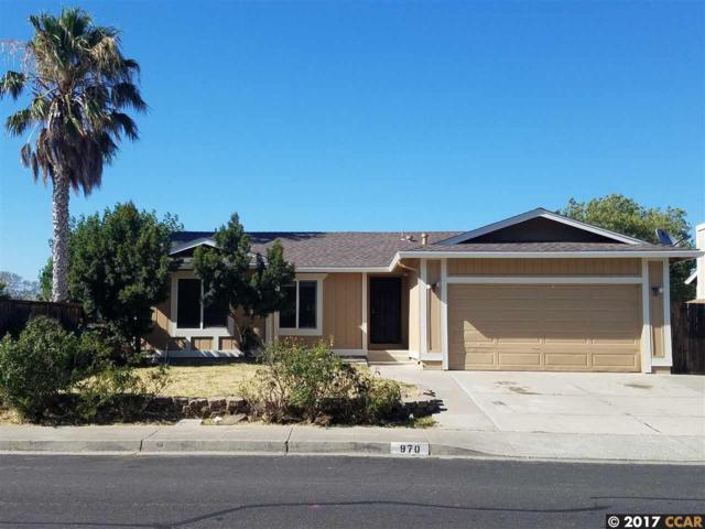 970 Rock Ridge Way, Pittsburg, CA 94565 (#40791061) :: Team Temby Properties