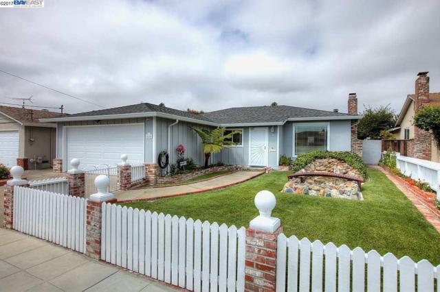 26249 Stryker Street, Hayward, CA 94545 (#40791071) :: Team Temby Properties