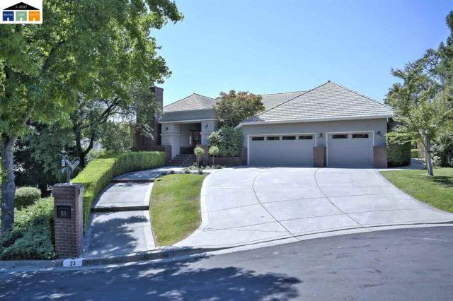 23 Ranger Ct, Alamo, CA 94507 (#40791108) :: Realty World Property Network