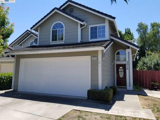 3016 Badger Dr., Pleasanton, CA 94566 (#40791159) :: Realty World Property Network