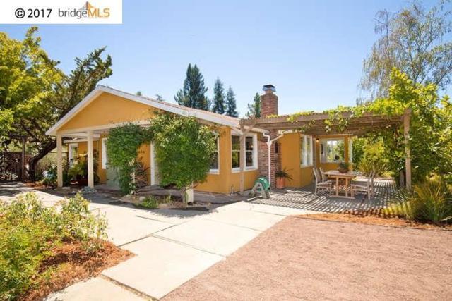 1115 Oak Hill Rd, Lafayette, CA 94549 (#40791170) :: Realty World Property Network