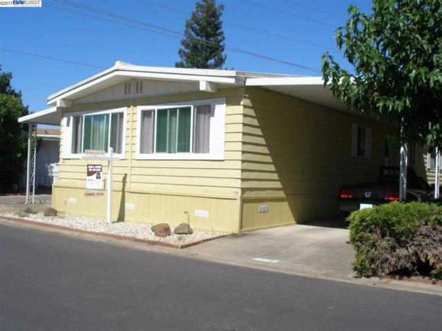 3231 Vineyard Avenue #124, Pleasanton, CA 94566 (#40791172) :: Realty World Property Network