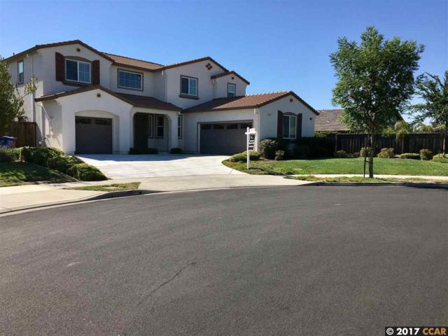 1107 Via Mar Pl, Brentwood, CA 94513 (#40791191) :: Realty World Property Network