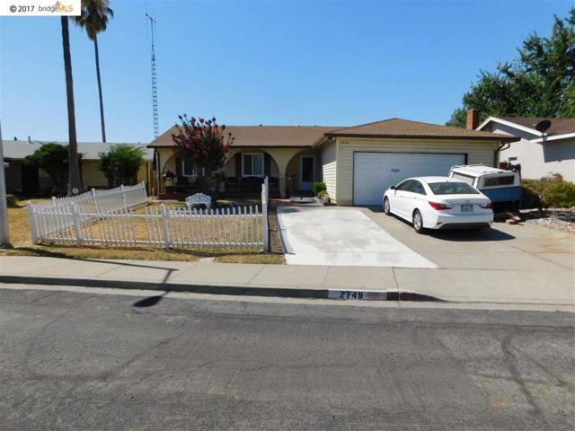 2749 Barcelona Cir, Antioch, CA 94509 (#40791192) :: Realty World Property Network