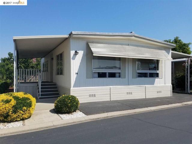 3660 Walnut Blvd #28, Brentwood, CA 94513 (#40794322) :: Team Temby Properties
