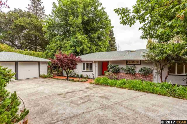 42 Irving Ln, Orinda, CA 94563 (#40796616) :: J. Rockcliff Realtors
