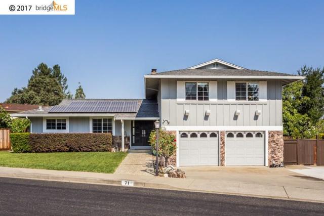 71 Banbridge Pl, Pleasant Hill, CA 94523 (#40796871) :: J. Rockcliff Realtors