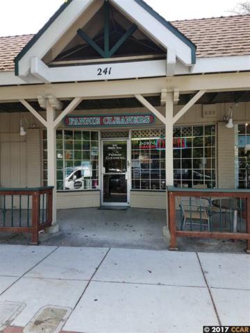 241 Hartz Ave, Danville, CA 94526 (#40797310) :: Armario Venema Homes Real Estate Team