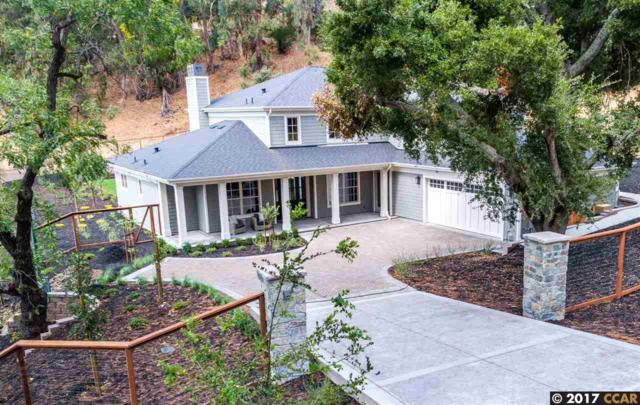 1601 Reliez Valley Rd., Lafayette, CA 94549 (#40797482) :: Realty World Property Network