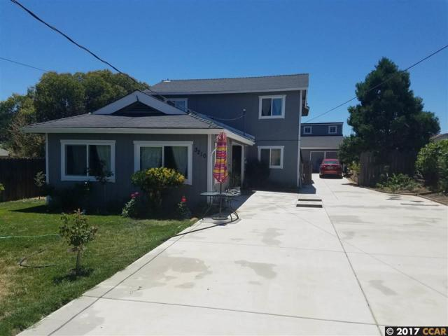 3210 Stroer Ln, Antioch, CA 94509 (#40797594) :: Team Temby Properties