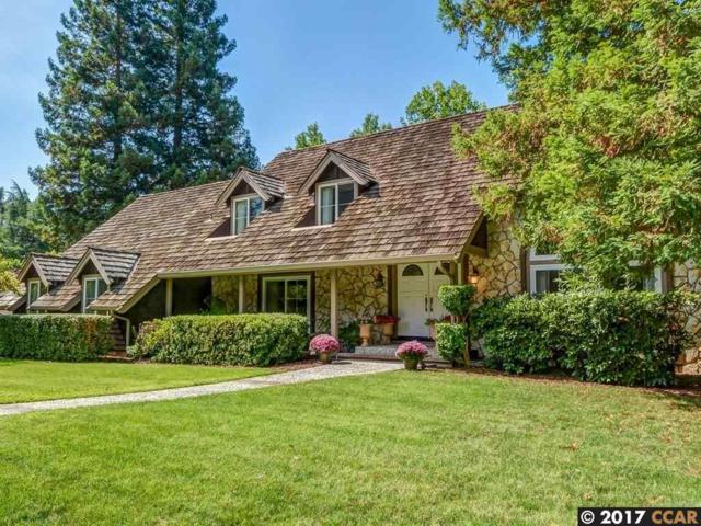 3266 Stone Valley Road, Alamo, CA 94507 (#40797689) :: Realty World Property Network
