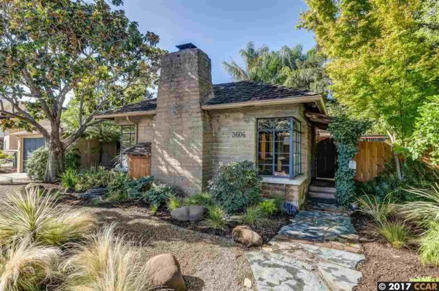 3606 Chestnut St, Lafayette, CA 94549 (#40797709) :: Realty World Property Network
