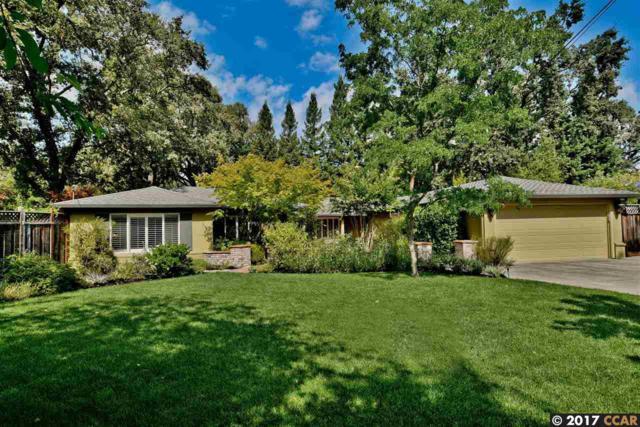 50 Woodland Dr, Alamo, CA 94507 (#40797746) :: Realty World Property Network