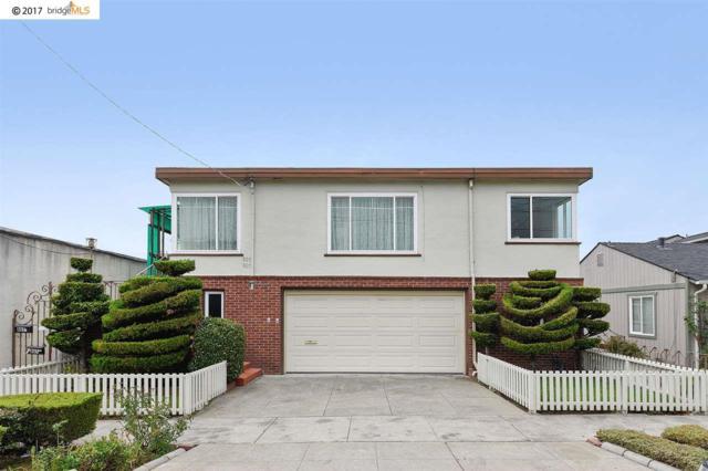 805 Norvell St, El Cerrito, CA 94530 (#40797805) :: Team Temby Properties