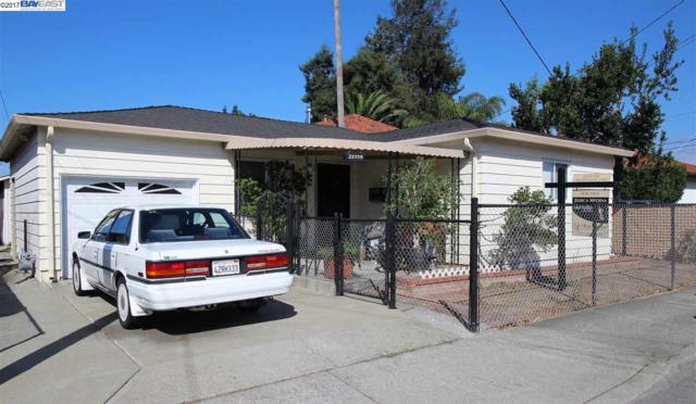 22559 Santa Clara St, Hayward, CA 94541 (#40797807) :: Team Temby Properties