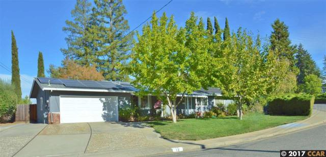 12 Cornell Ct, Pleasant Hill, CA 94523 (#40797852) :: Realty World Property Network