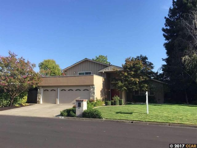 37 Saint Mark Court, Danville, CA 94526 (#40797943) :: Realty World Property Network
