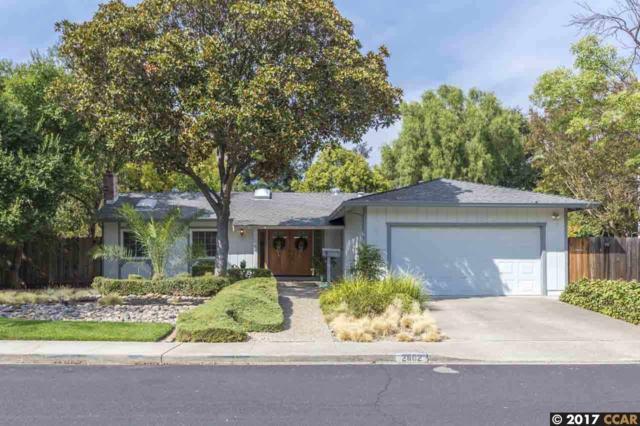 2602 Breton Pl, Walnut Creek, CA 94598 (#40798005) :: Realty World Property Network