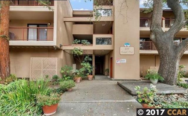 1600 Carmel Dr #23, Walnut Creek, CA 94596 (#40798019) :: Realty World Property Network