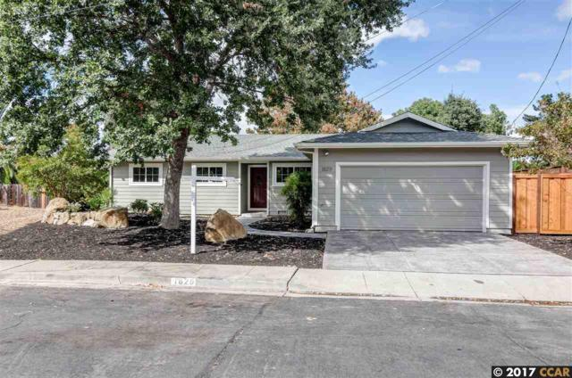 1629 Chestnut Court, Concord, CA 94519 (#40798074) :: Realty World Property Network