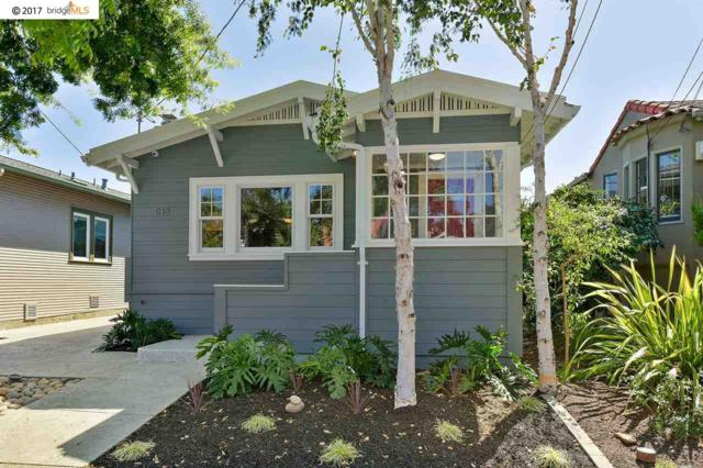 1148 Francisco St, Berkeley, CA 94702 (#40798075) :: Realty World Property Network