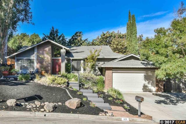 1431 Huston Rd, Walnut Creek, CA 94597 (#40798092) :: Realty World Property Network