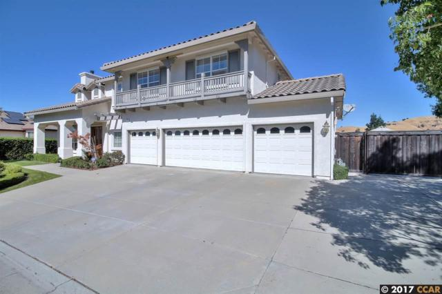 119 Forest Hill Dr, Clayton, CA 94517 (#40799983) :: J. Rockcliff Realtors