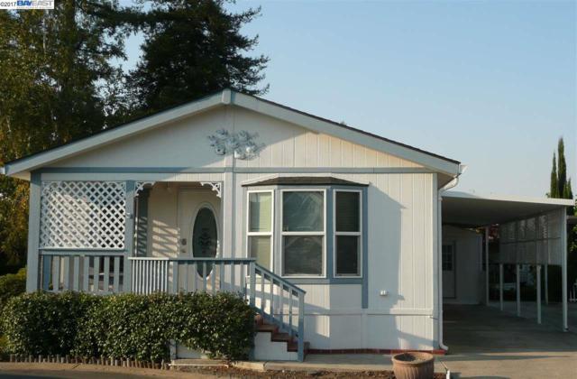 3231 Vineyard Ave., #15 #15, Pleasanton, CA 94566 (#40801255) :: Max Devries