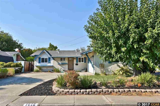 1219 Cape Cod Way, Concord, CA 94521 (#40801383) :: Max Devries