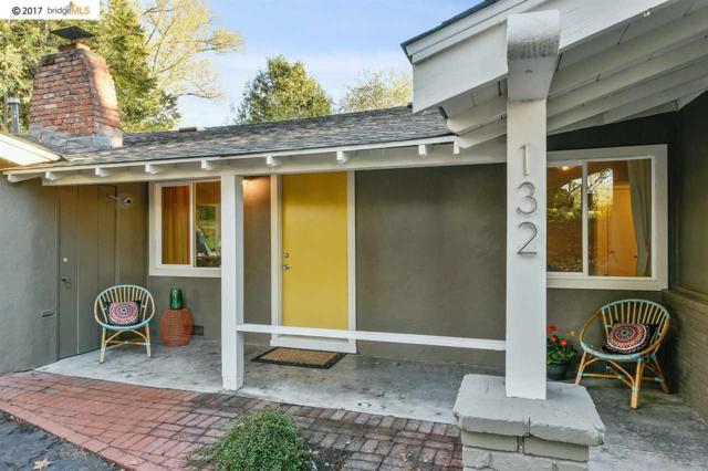 132 Overhill Rd, Orinda, CA 94563 (#40803863) :: J. Rockcliff Realtors