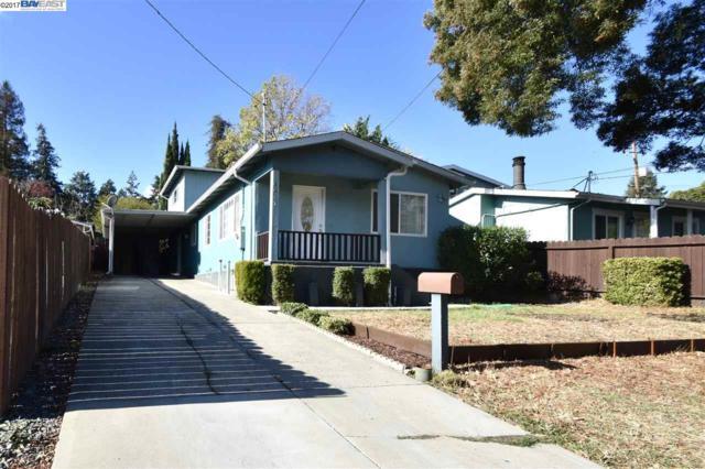 8017 Earl St, Oakland, CA 94605 (#40803872) :: The Rick Geha Team