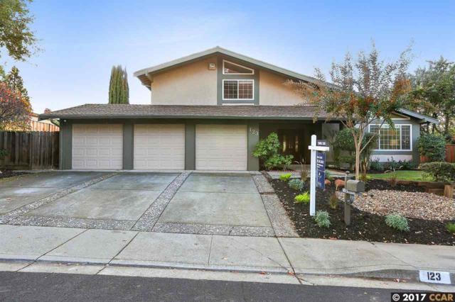 123 Belvedere Ct, Walnut Creek, CA 94598 (#40803948) :: Realty World Property Network