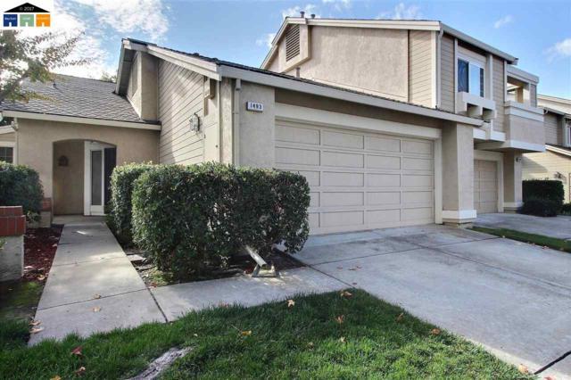 1493 Trimingham Dr, Pleasanton, CA 94566 (#40804002) :: Realty World Property Network