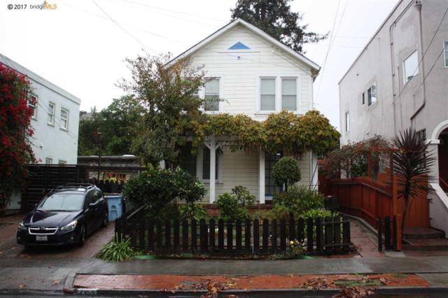 2355 Woolsey, Berkeley, CA 94705 (#40804108) :: Team Temby Properties