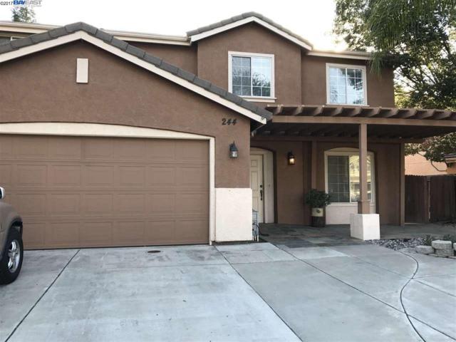 244 Lamonte Lane, Tracy, CA 95377 (#40804171) :: Armario Venema Homes Real Estate Team