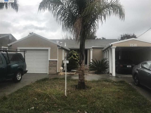 2510 Macarthur Ave, San Pablo, CA 94806 (#40804180) :: Armario Venema Homes Real Estate Team