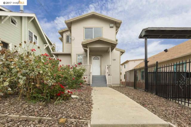 1368 E 28Th St, Oakland, CA 94606 (#40804194) :: Realty World Property Network