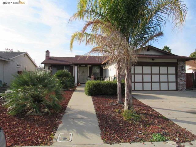 1580 Port Way, Oakley, CA 94561 (#40804288) :: Team Temby Properties